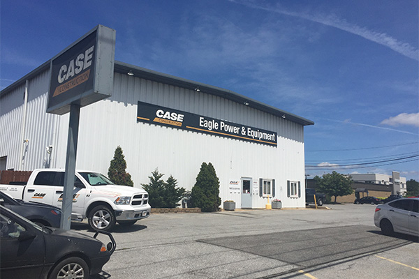 New Castle, DE Eagle Power & Equipment