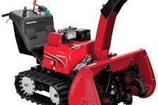 Honda snow blower