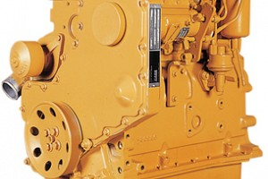 Remanufactured heavy equipment parts