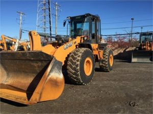 2012 CASE 821F wheel loader