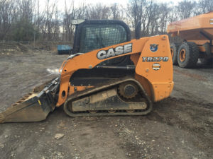 case track loader