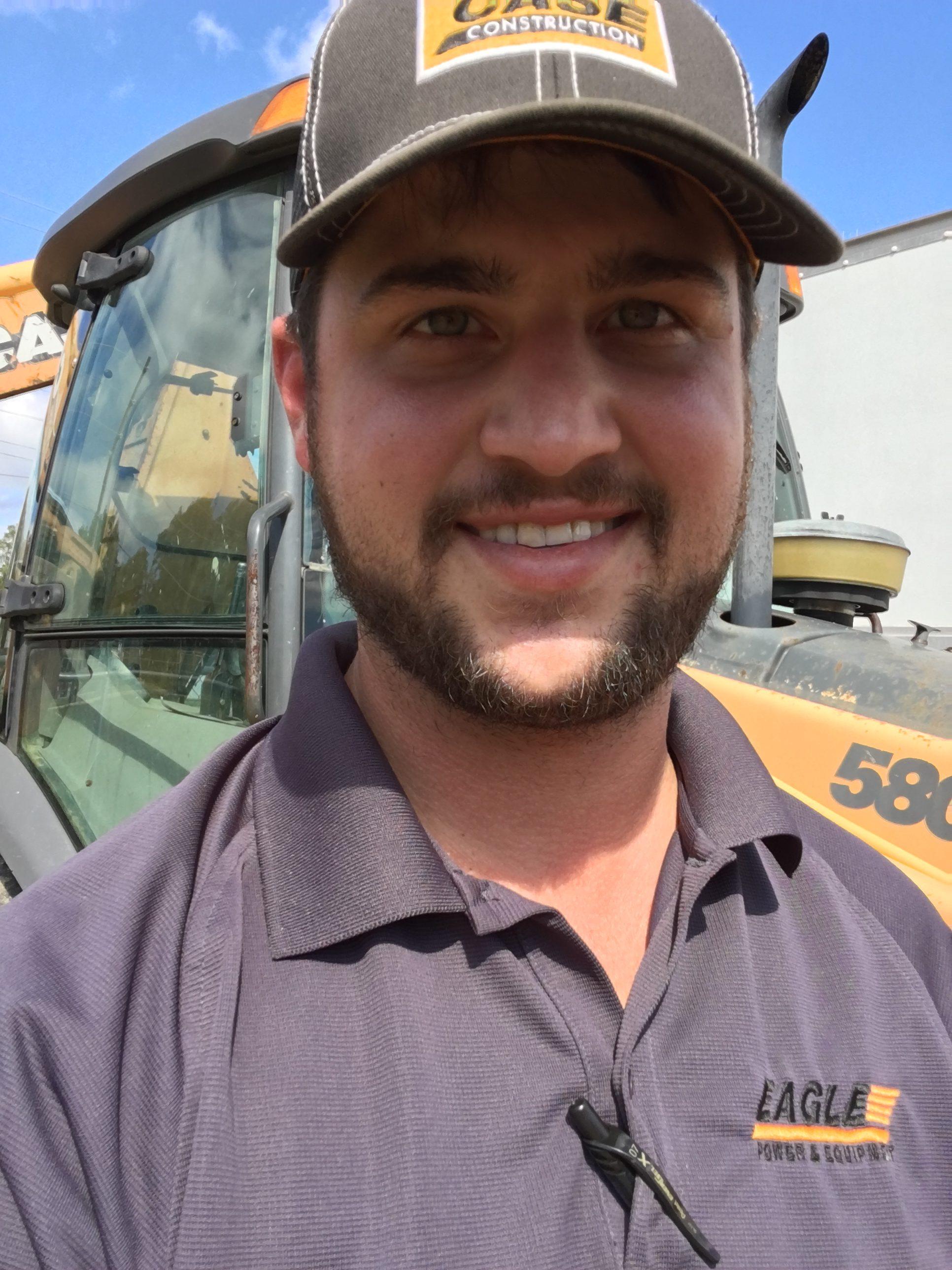 New Employee Spotlight: Chris Boxler