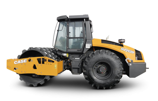 Types of Rollers Used in Compaction Work
